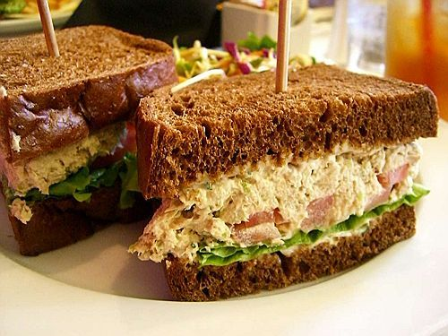 17 best images about food for kids on pinterest for Best tuna fish sandwich