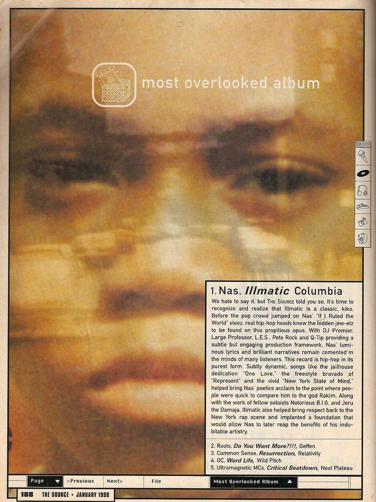 28 best Golden Age Hip Hop images on Pinterest Hiphop, Rap music - fresh blueprint 2 nas diss lyrics