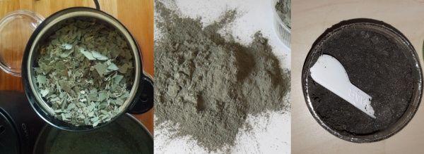 На создание этой штучки меня навело вот это средство: Hammam Body Mud от Ритуалс. основными компонентоми будут -глина, травки: эвкалипт и мята, соль,  масло оливковое, эфирные масла: эвкалипта и мяты