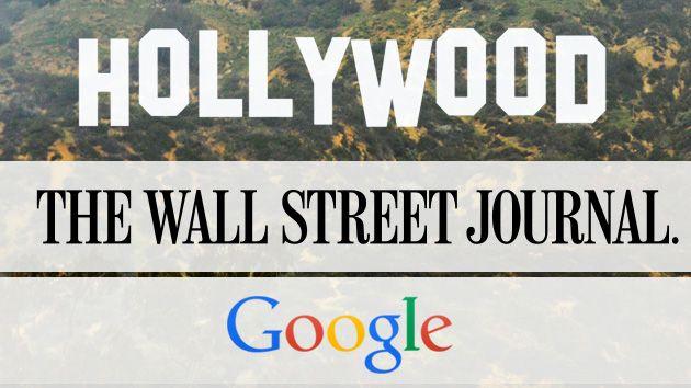 Brisantes Dokument: Hollywood-Studios und Medien planten offenbar Rufmordkampagne gegen Google
