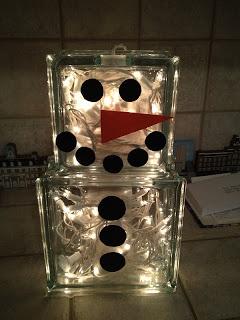 Our little world: Snowman craft!
