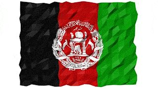 Flag of Afghanistan 3D Wallpaper Animation by #Hebstreit   #3d #4K #abstract #Afghanistan #Animation #background #banner #computer