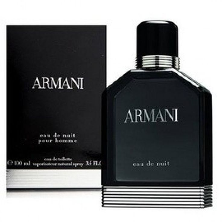 Armani Eau De Nuit