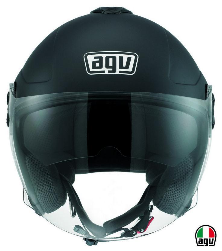 AGV Fiberlight - Mono Black
