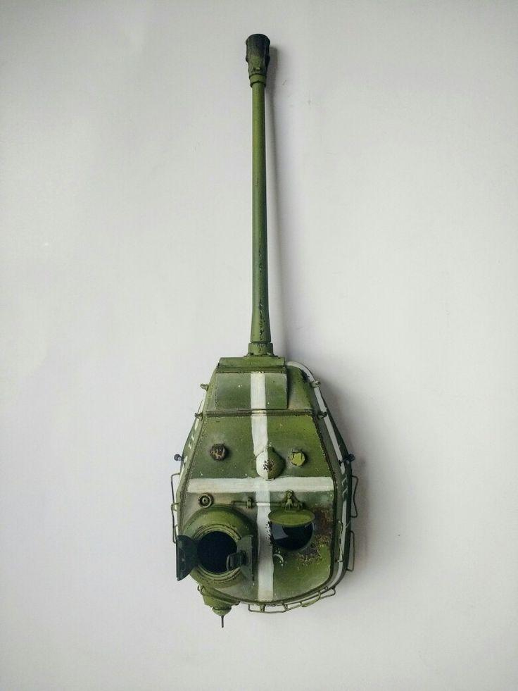 Tamiya IS2 turret 1/35 WiP!!!