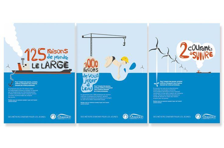 AO Océans 21 Campagne de recrutement dans le domaine naval. http://capucinefidalgo.com/appel-offre-ocean21/