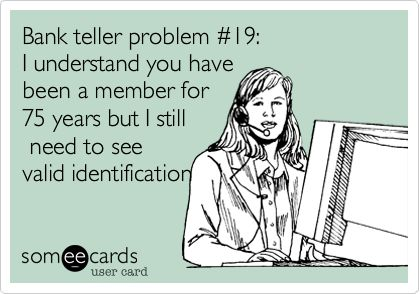 17 Best Images About Bank Teller On Pinterest Work Drama
