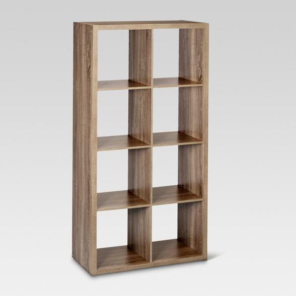 8 Cube Organizer Shelf Threshold Target 8 Cube Organizer