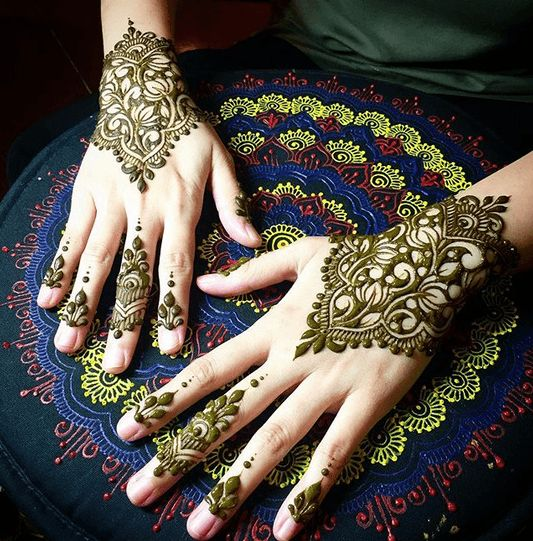 Best Marwari Mehndi Designs - Marwar or Jodhpur Region is a region of Rajasthan state in North Western India. The word comes from the Sanskrit word 'Maruwat' which translates to 'the region of the desert'. Marwari Mehndi or more broadly, Rajasthani or Indian Mehndi is a beautiful form of body art.