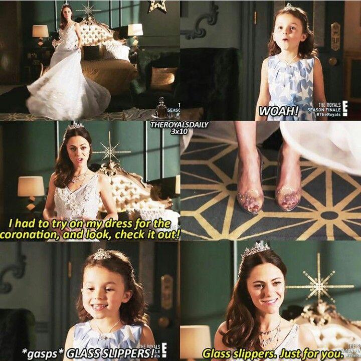 The cutest  The Royals Season 3