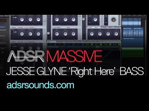 nice NI Massive tutorial - Jesse Glyne 'Right Here' Bass CRACK Download FREE VST Check more at http://westsoundcareers.com/plugins/ni-massive-tutorial-jesse-glyne-right-here-bass-crack-download-free-vst/