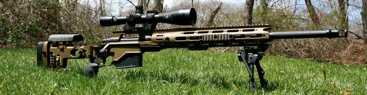 Remington MSR .338 Lapua Magnum