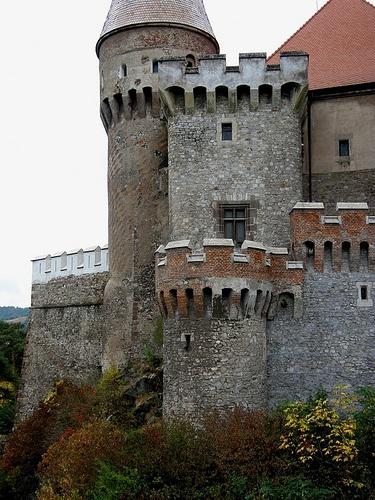 Castelul Corvinilor-Hunedoara, Romania ...