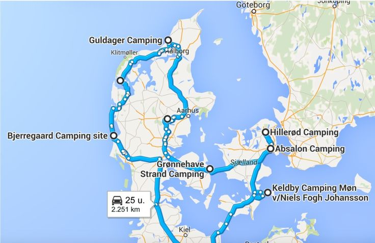 Een rondreis Denemarken met kinderen? Ja! We vertellen alles over onze route, de kosten en geven een eerste indruk van Denemarken in een filmpje.