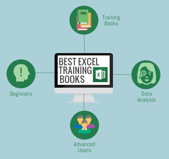 Best Excel Training Books For Beginners Data Analysis