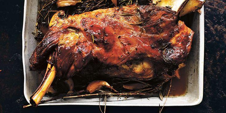 Slow-Roasted Lamb Shoulder Recipe - LifeStyle FOOD
