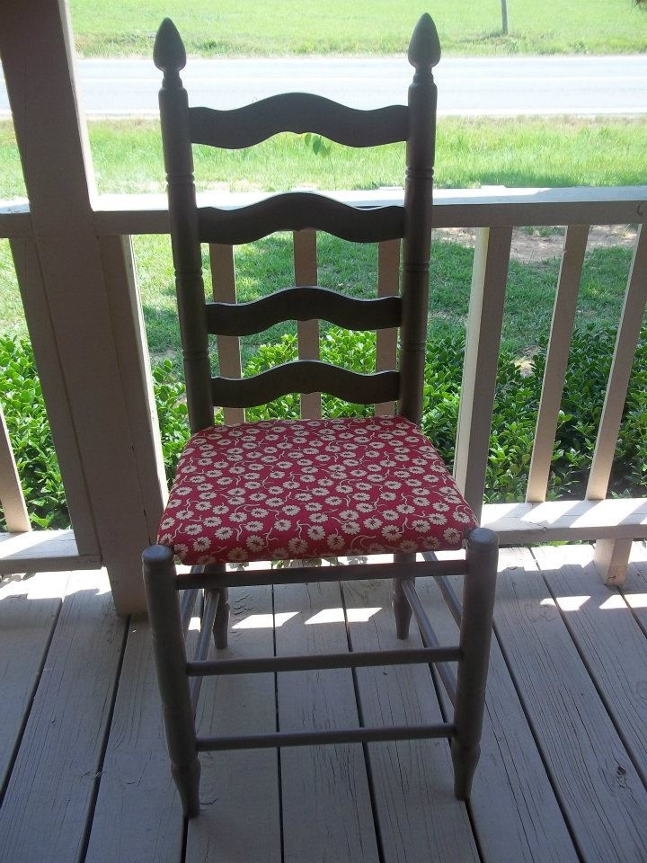 34 best images about ladder back chair up do on pinterest Ladder back chairs