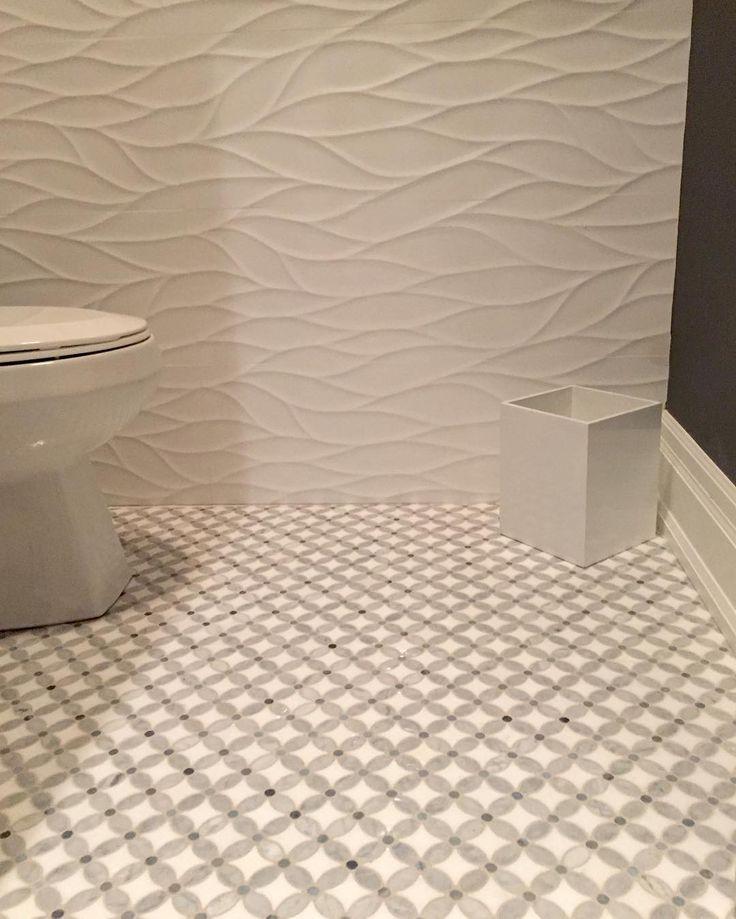 Home Design Ideas The Trendiest Washroom Tiles For You