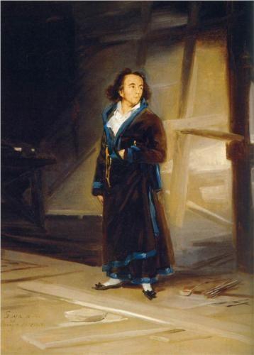 Asensio Juliá - Francisco Goya