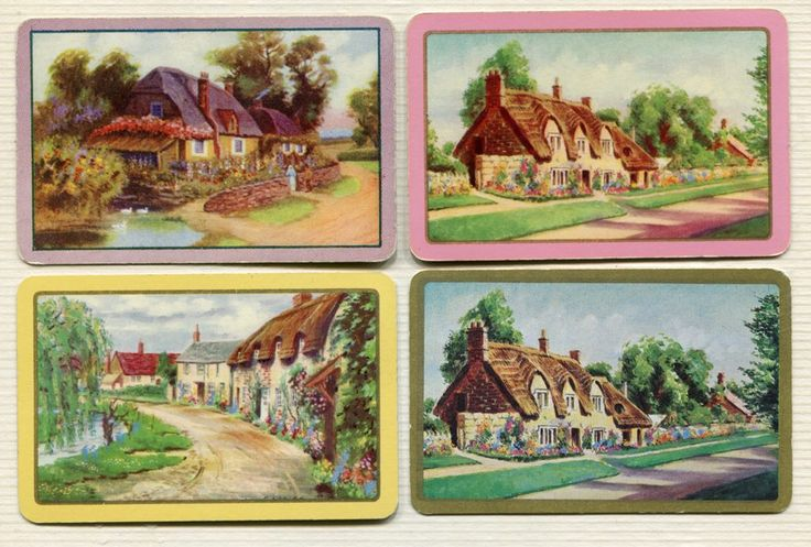 Swap Cards_cottages