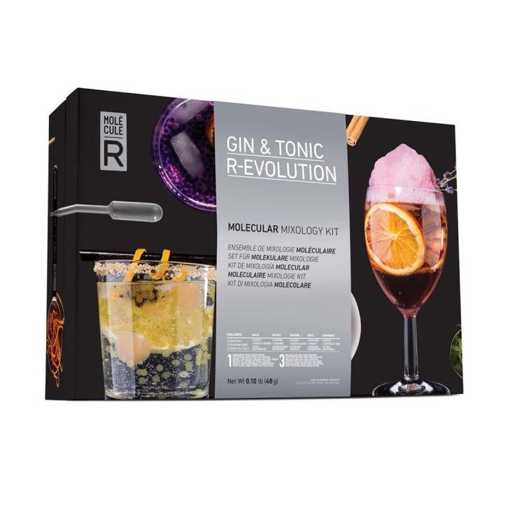 Gin tonic r évolution idée cadeau québec