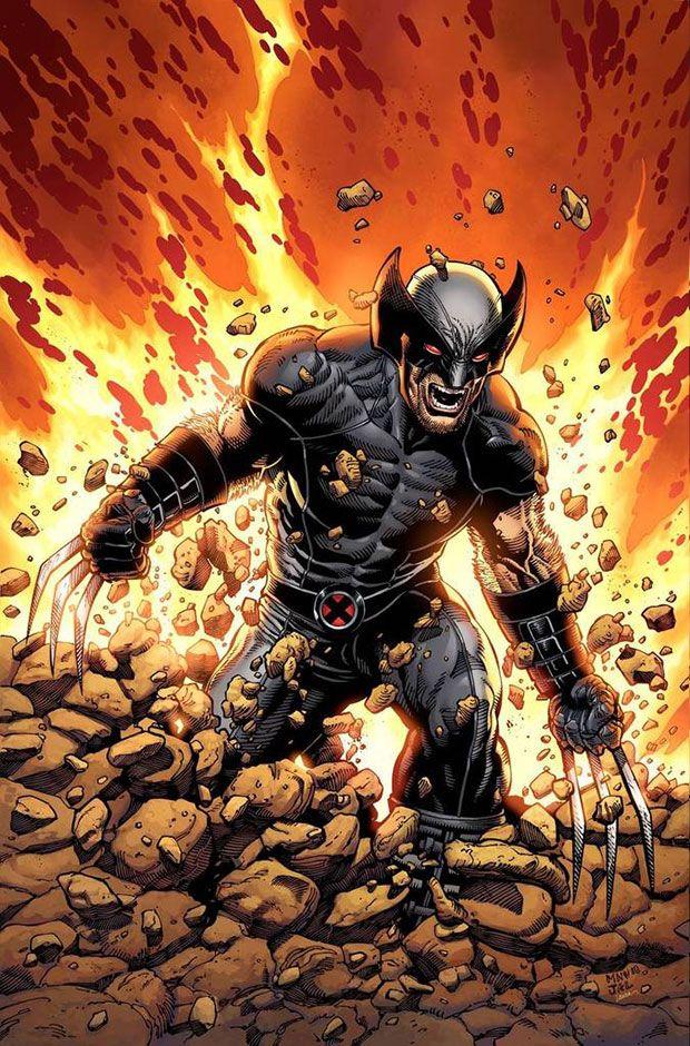 Return of Wolverine #1-5 Complete Cover Checklist   Wolverine art ...