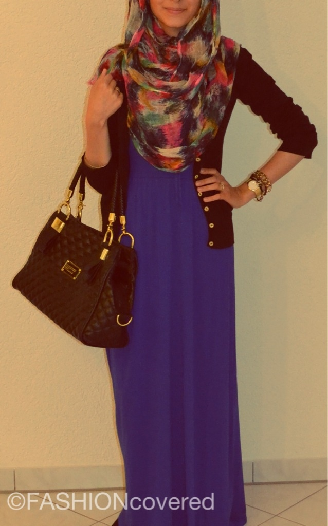 My Hijab-Outfit @FASHIONcovered www.fashioncovered.de