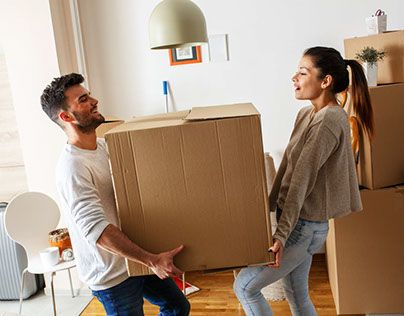 """""""Don't panic while shifting? Packers movers take care."""""""