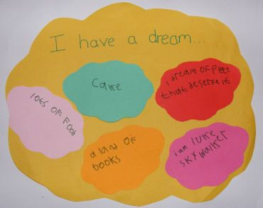 Celebrating Martin Luther King Day And Inspiring Kids Dreams