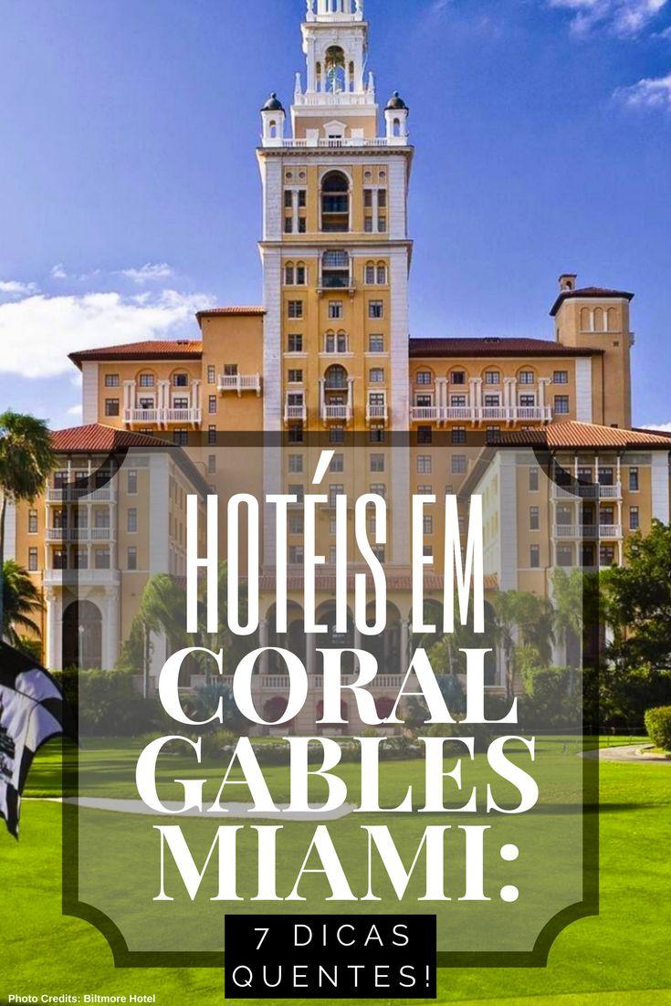 Hoteis em Coral Gables