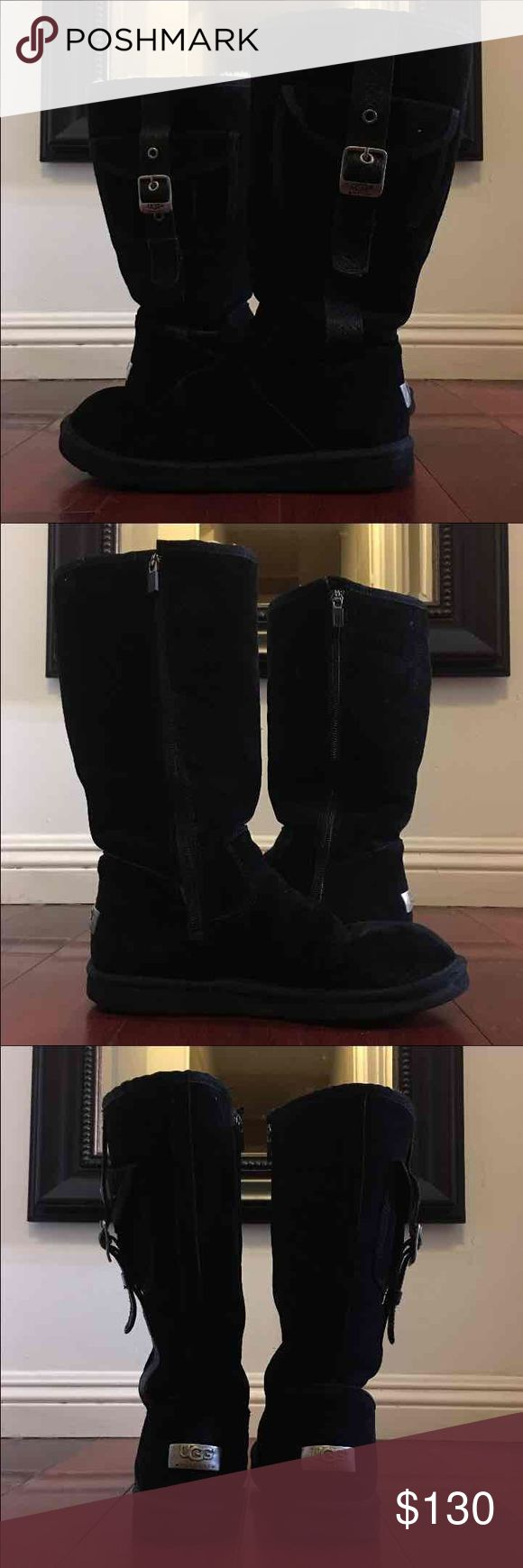 UGG Australia Retro Cargo Boots So comfy, so soft, so warm! UGG Shoes