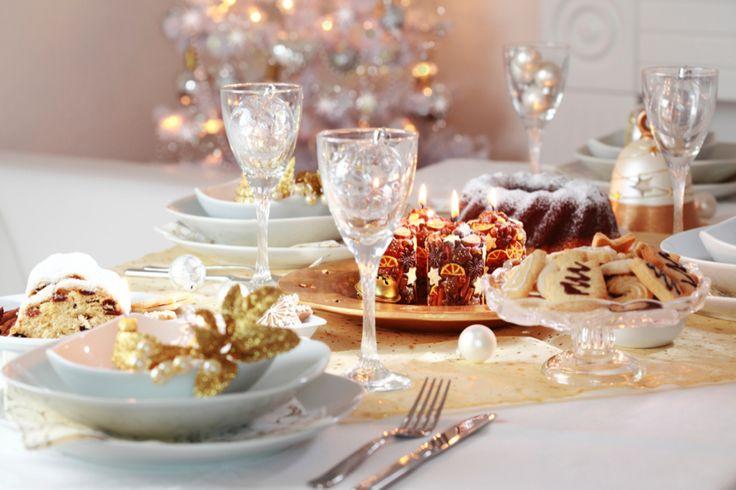10 tips voor een prachtig versierde kersttafel