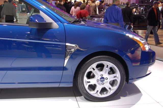 Ford Focuses of varied years