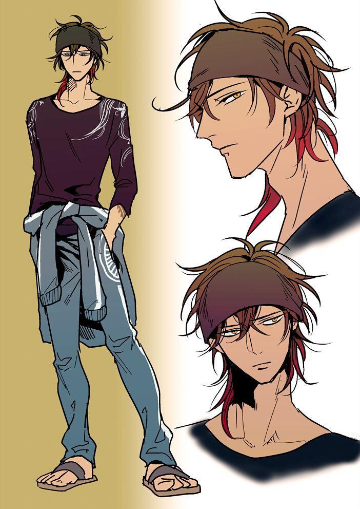Killing me softly[Sangwoo X Seme!Male!Reader] | Anime | Touken ranbu