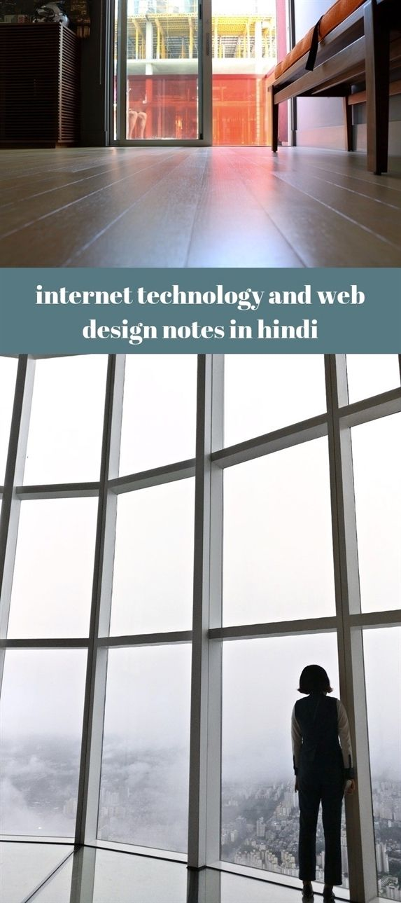 internet technology and #web design notes in