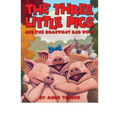 "The award-winning author and illustrator of the ""New York Times""-bestselling How Do Dinosaurs series tells his humorous version of ""The Three Little Pigs"" with a zany twist!"