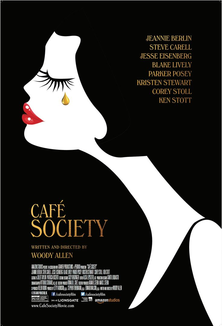 Cafe Society HD Movie Poster - www.hdmovieposters.com