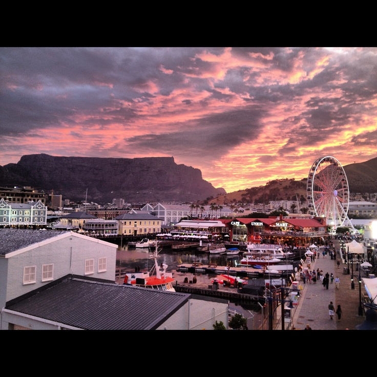 V Waterfront #Cape Town #South Africa