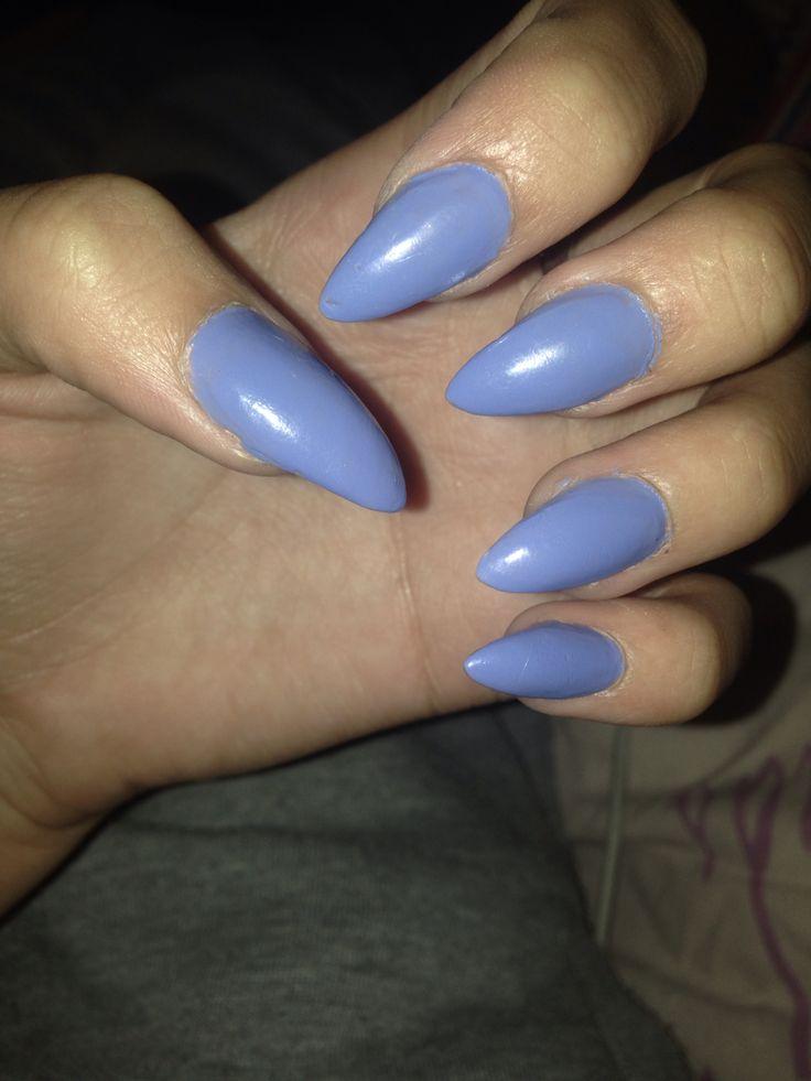Pointy Nails, Nail Colors