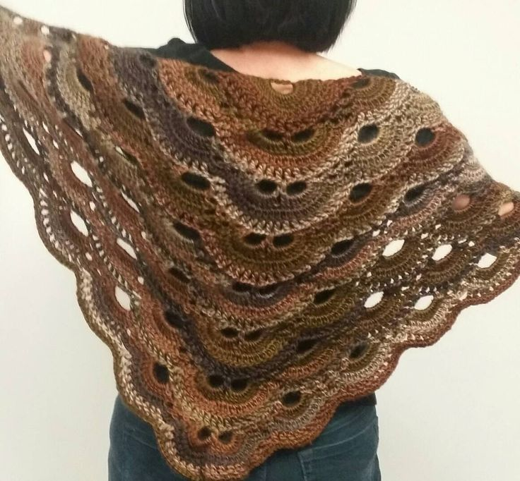 Crochet Pattern For The Virus Shawl : 17 Best images about VIRUS CROCHET on Pinterest Poncho ...