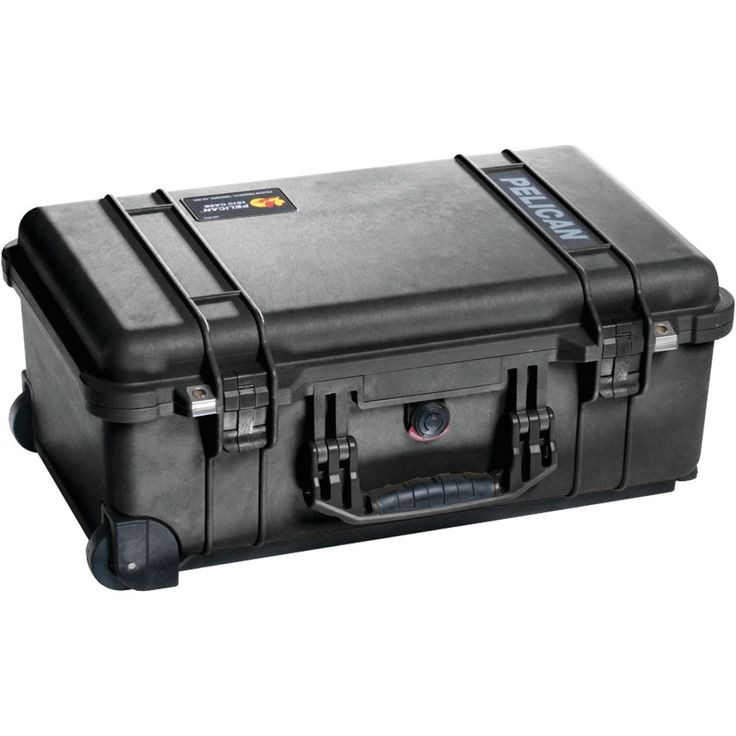Pelican 1510 Carry-on Protector Case (no Foam)