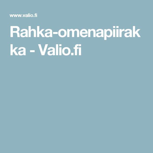 Rahka-omenapiirakka - Valio.fi