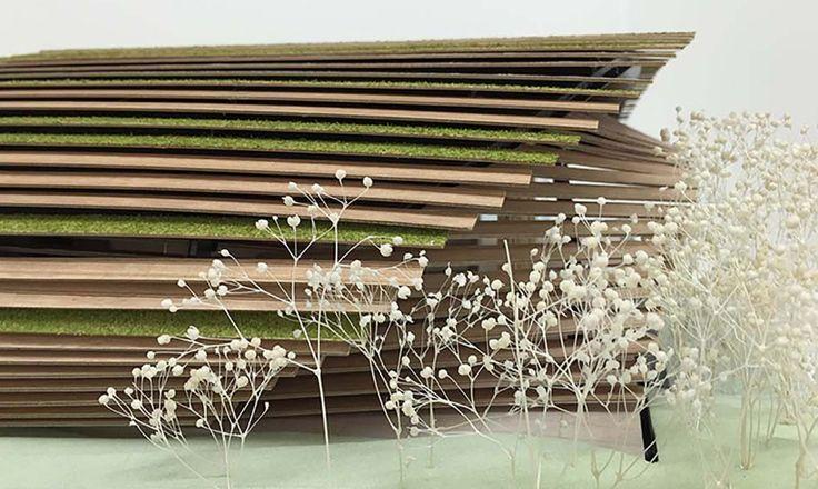 Kengo Kuma представляет «цветущие» стеклянные и деревянные виллы для Бали | Inhabitat - зеленый дизайн, инновации, архитектура, зеленое строительство