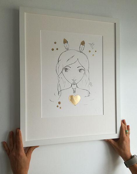 Sketch Gold Series - Holi Hine