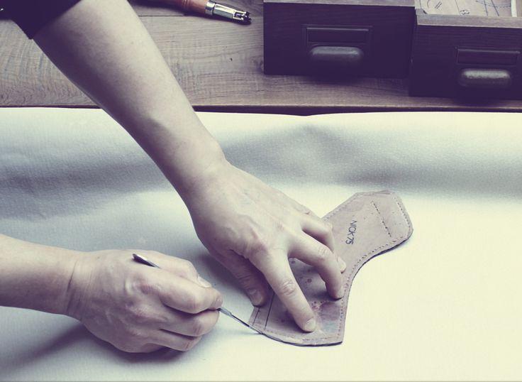 handmade creepers, zapatos creepers hechos a mano