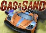 Gas & Sand Car Race - http://www.littlemonstersgames.com/gas-sand-car-race/ -  Description   Race and defeat your opponents in this action-packed, adrenaline-pumping, full screen 3D racing experience.   Enter the arena and hear the roar of the crowd as they anticipate the roaring of the engines. Speed across the sands in a turbo-charged dash to the finish and leave...