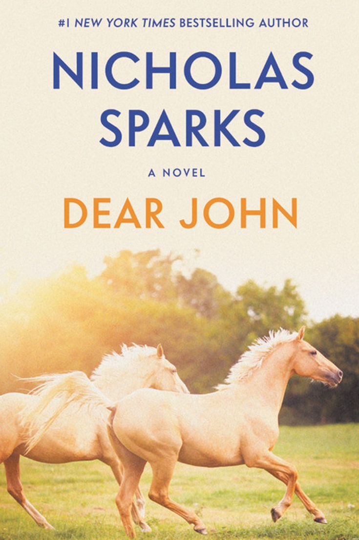 """Your Quick Resource to Every Nicholas Sparks Book: 2006 - """"Dear John"""""""