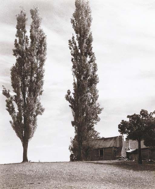 Harold Pierce Cazneaux (1878-1953) Australia, Old Farmhouse, Windsor