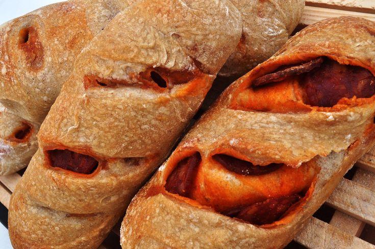 Pão com Chouriço | Saudades de Portugal