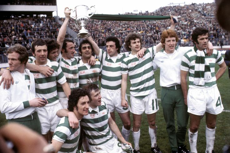 Unseen Celtic: Take a trip down memory lane with these rare pictures of Celtic's history